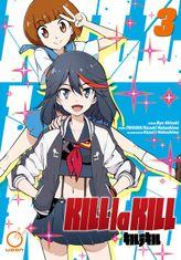 Kill la Kill Vol.3