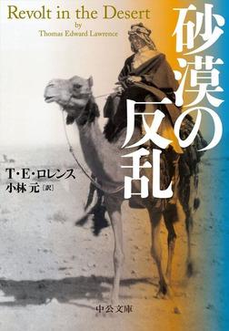 砂漠の反乱-電子書籍