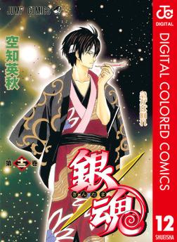 銀魂 カラー版 12-電子書籍