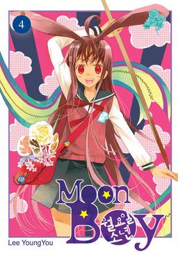 Moon Boy, Vol. 4