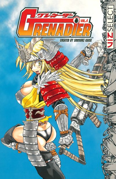 Grenadier, Vol. 4