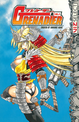 Grenadier, Vol. 4-電子書籍