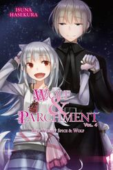 Wolf & Parchment: New Theory Spice & Wolf, Vol. 4