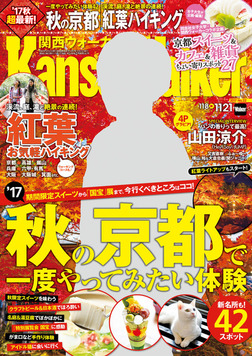 KansaiWalker関西ウォーカー 2017 No.22-電子書籍