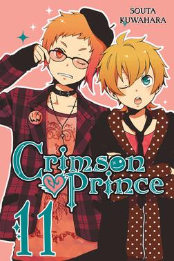 Crimson Prince, Vol. 11-電子書籍