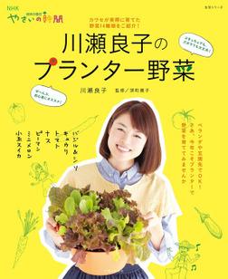 川瀬良子のプランター野菜-電子書籍