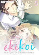 Ekikoi: The Young Miss Falls for the Station Attendant, Chapter 5