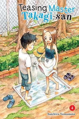 Teasing Master Takagi-san, Vol. 4