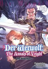 Der Werwolf: The Annals of Veight Volume 6