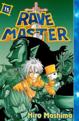 Rave Master Volume 15