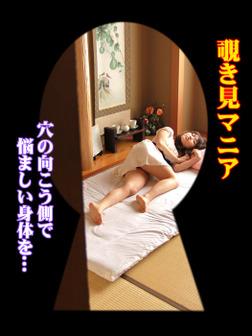覗き見マニア「穴の向こうで悩ましい身体を…」-電子書籍