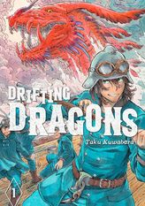 [FREE] Drifting Dragons Volume 1 Chapters 1-2