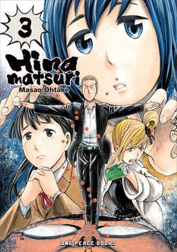 Hinamatsuri Volume 3