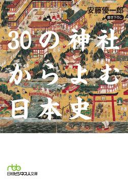 30の神社からよむ日本史-電子書籍