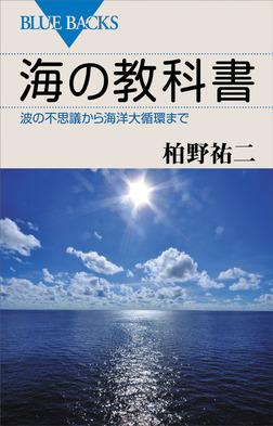 海の教科書 波の不思議から海洋大循環まで-電子書籍
