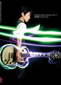 藤木直人『Naohito Fujiki Live Tour ver 11.1 ~原点回帰 k.k.w.d tour~』オフィシャル・ツアーパンフレット【デジタル版】