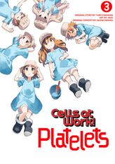 Cells at Work: Platelets! 3