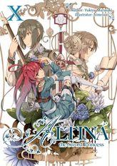 Altina the Sword Princess: Volume 10