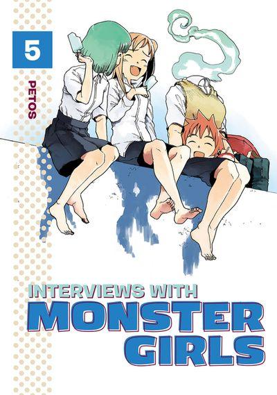Interviews with Monster Girls Volume 5