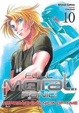Full Metal Panic! Volume 10