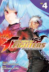 The King of Fighters: A New Beginning Vol. 4