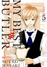 My Best (♀) Butler 5
