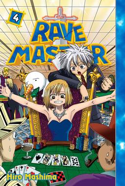 Rave Master Volume 4