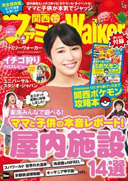 関西ファミリーウォーカー '16→'17冬号-電子書籍