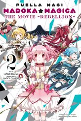 Puella Magi Madoka Magica: The Movie -Rebellion-, Vol. 2