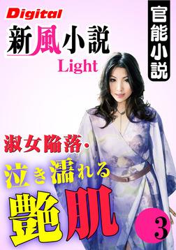 【官能小説】淑女陥落・泣き濡れる艶肌03-電子書籍