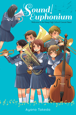 Sound! Euphonium Vol. 1
