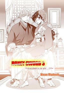 Honey Sword (Yaoi Manga), Volume 3