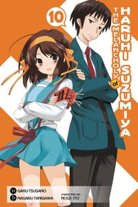 The Melancholy of Haruhi Suzumiya, Vol. 10