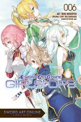 Sword Art Online: Girls' Ops, Vol. 6