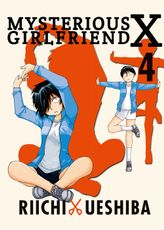 Mysterious Girlfriend X Volume 4