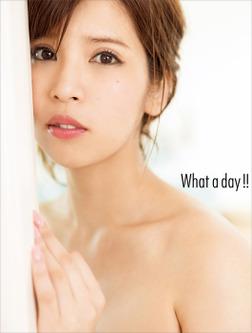 坂口杏里改めANRI写真集『What a day!!』-電子書籍