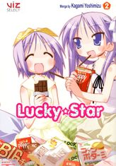 Lucky★Star, Volume 2