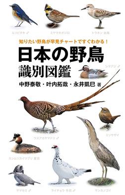 日本の野鳥識別図鑑-電子書籍
