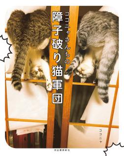 ココニャさんちの障子破り猫軍団-電子書籍