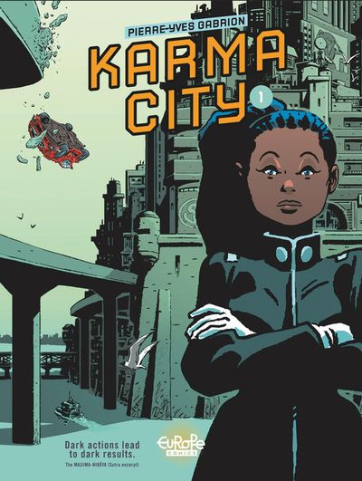 Karma City - Volume 1