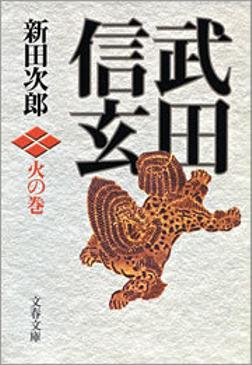 武田信玄 火の巻-電子書籍