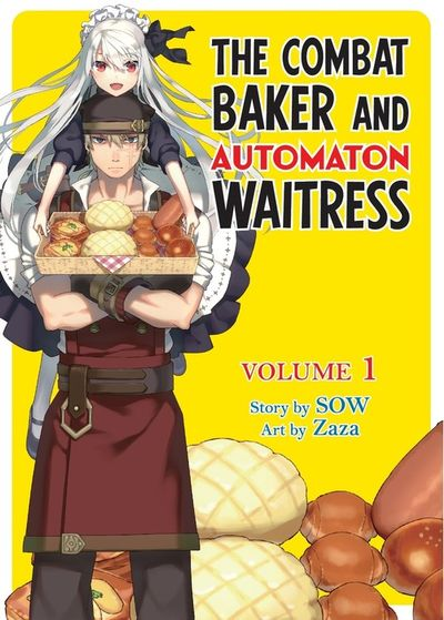 The Combat Baker and Automaton Waitress