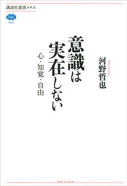 意識は実在しない 心・知覚・自由-電子書籍