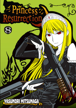 Princess Resurrection Volume 8