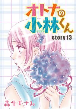 AneLaLa オトナの小林くん story13-電子書籍