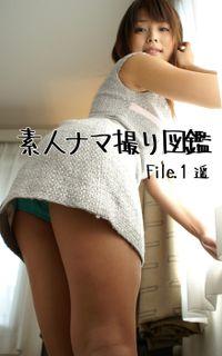 素人ナマ撮り図鑑 File.1 遥
