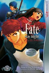 Fate/stay night, Vol. 9