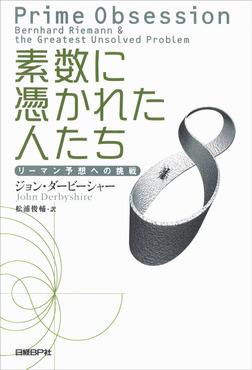 素数に憑かれた人たち リーマン予想への挑戦-電子書籍