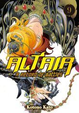Altair: A Record of Battles Volume 9
