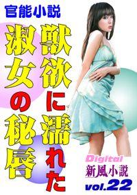 【官能小説】獣欲に濡れた淑女の秘唇 ~Digital新風小説 vol.22~